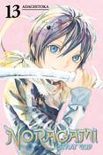 Noragami Stray God Manga Volume 13