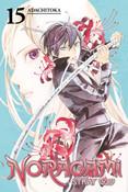 Noragami Stray God Manga Volume 15