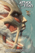 Attack on Titan Anthology (Hardcover)