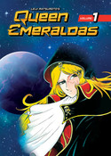 Queen Emeraldas Manga Volume 1 (Hardcover)