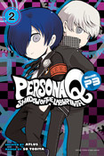 Persona Q Shadow of the Labyrinth Side P3 Manga Volume 2