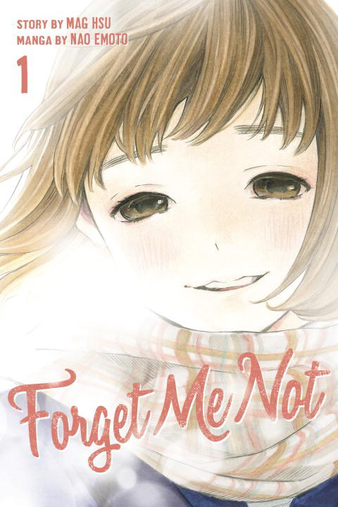 Forget Me Not Manga Volume 1