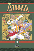 Tsubasa WoRLD CHRoNiCLE Manga Volume 3