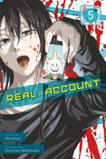 Real Account Manga Volume 5