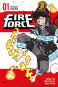 Fire Force Manga Volume 1