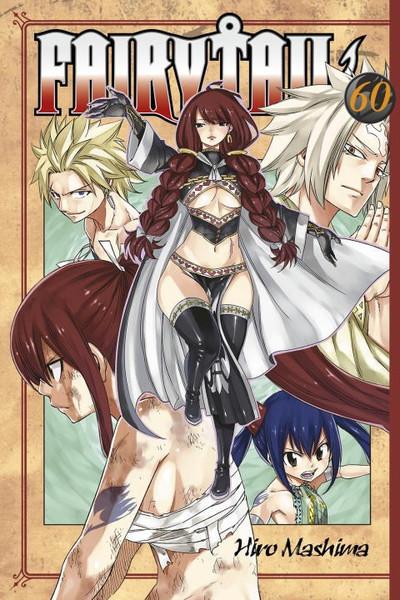 Fairy Tail Manga Volume 60