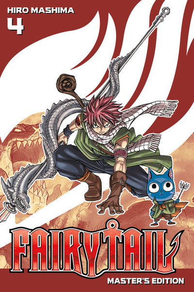 Fairy Tail Master's Edition Manga Volume 4