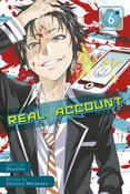 Real Account Manga Volume 6
