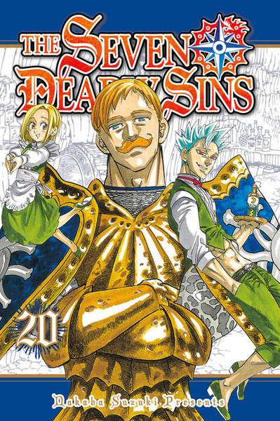 The Seven Deadly Sins Manga Volume 20