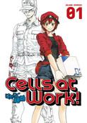 Cells at Work! Manga Volume 1