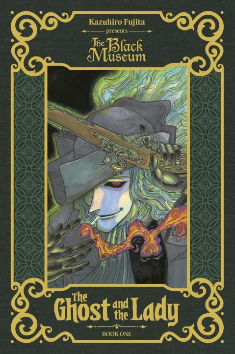 The Ghost and the Lady Manga Volume 1 (Hardcover)