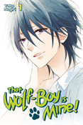 That Wolf-Boy is Mine! Manga Volume 1