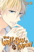 That Wolf-Boy is Mine! Manga Volume 2