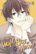 That Wolf-Boy Is Mine! Manga Volume 3