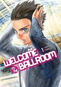 Welcome to the Ballroom Manga Volume 1