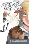 Attack on Titan Lost Girls Manga Volume 1