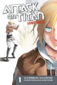 Attack on Titan Lost Girls Manga Volume 1