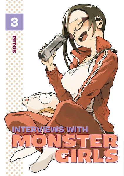Interviews with Monster Girls Manga Volume 3