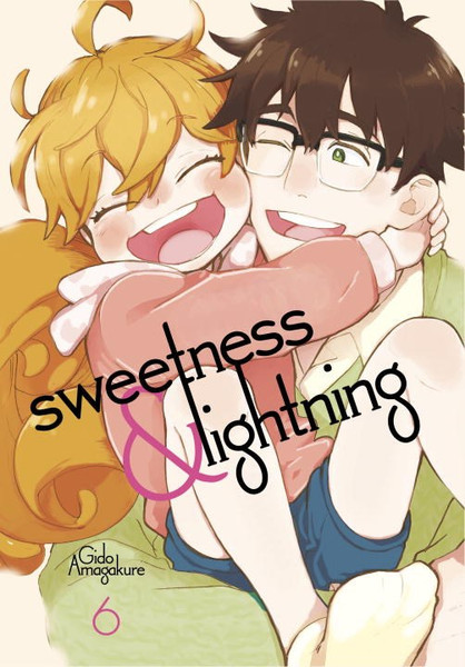 Sweetness and Lightning Manga Volume 6