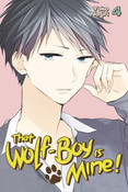 That Wolf-Boy Is Mine! Manga Volume 4