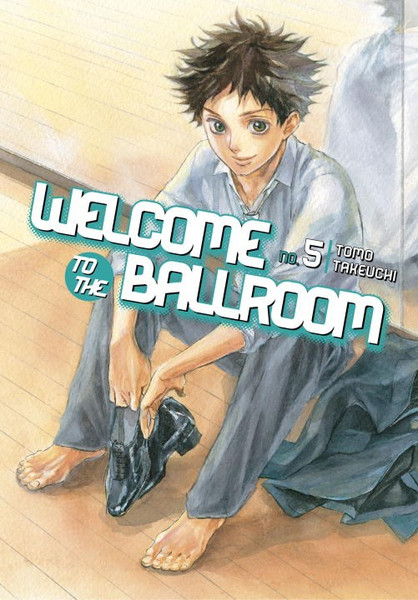 Welcome to the Ballroom Manga Volume 5