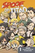 Spoof on Titan Manga Volume 1