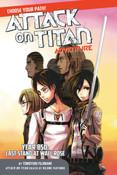 Attack on Titan Choose Your Path Adventure Volume 1