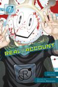 Real Account Manga Volume 7
