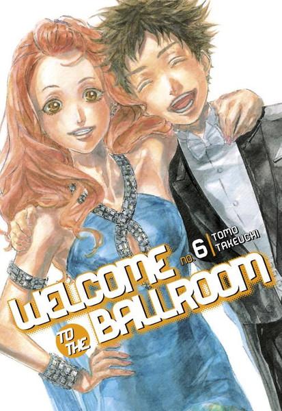 Welcome to the Ballroom Manga Volume 6