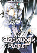 Clockwork Planet Manga Volume 1