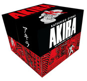 Akira 35th Anniversary Manga Box Set (Hardcover)