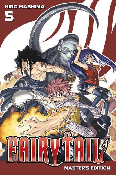 Fairy Tail Master's Edition Manga Volume 5