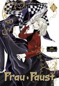Frau Faust Manga Volume 1