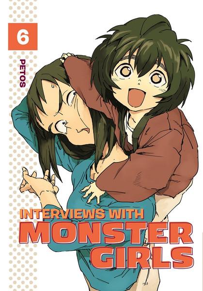 Interviews with Monster Girls Manga Volume 6