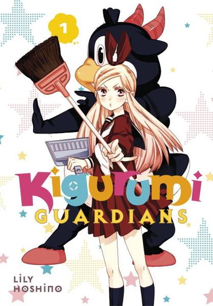 Kigurumi Guardians Manga Volume 1