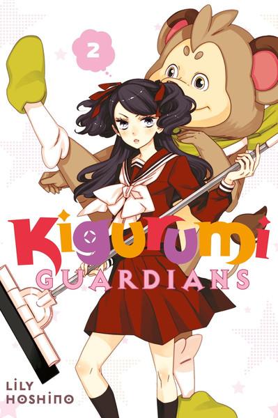 Kigurumi Guardians Manga Volume 2