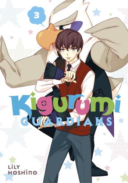Kigurumi Guardians Manga Volume 3