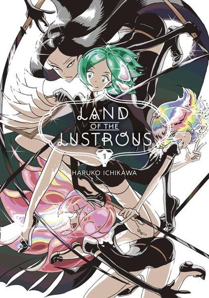 Land of the Lustrous Manga Volume 1