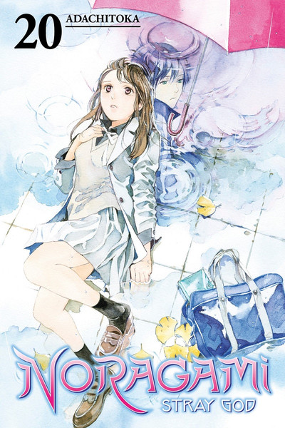 Noragami Stray God Manga Volume 20