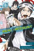 Real Account Manga Volume 8