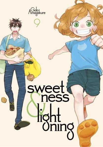 Sweetness and Lightning Manga Volume 9