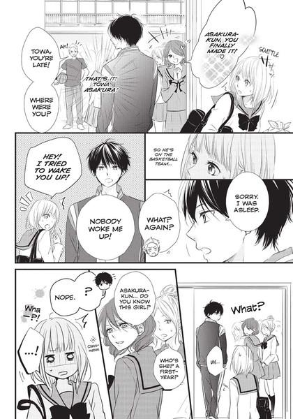 Waiting for Spring Manga Volume 1