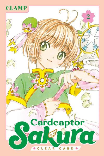 Cardcaptor Sakura Clear Card Manga Volume 2