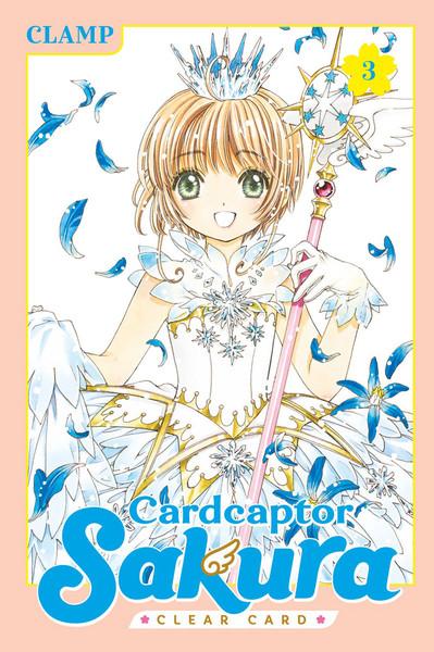 Cardcaptor Sakura Clear Card Manga Volume 3