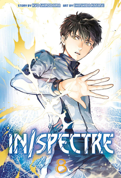 In/Spectre Manga Volume 8