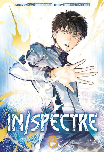 In/Spectre Manga Volume 8