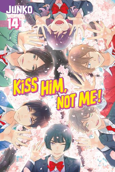 Kiss Him Not Me Manga Volume 14