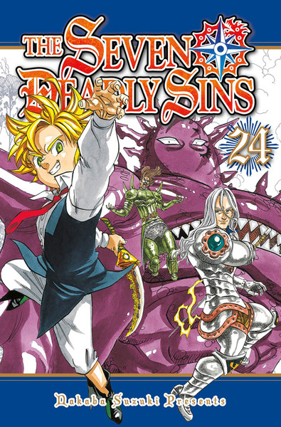 The Seven Deadly Sins Manga Volume 24