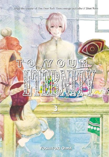 To Your Eternity Manga Volume 3