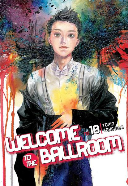 Welcome to the Ballroom Manga Volume 10